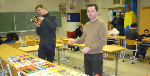 Fabian und Ernst