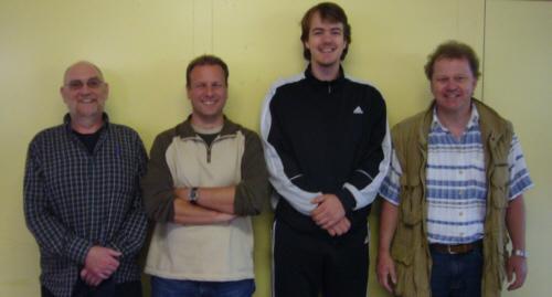 Blitz-Mannschaftsmeister 2008