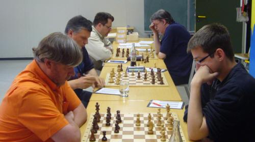 Bezirks-Schnellschachmeisterschaft 2008