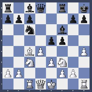 Lau gegen Früstück nach 11.- e5