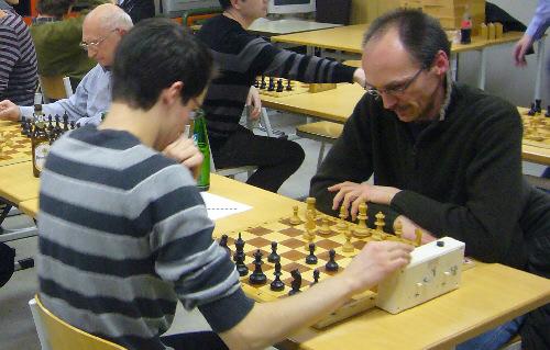 Mikel, Sieger B-Finale