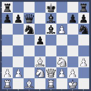Wolff gegen Ulrich nach 18. exf6
