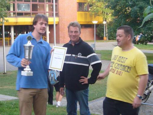 Vereinsmeister 08/09: Fabian Müller