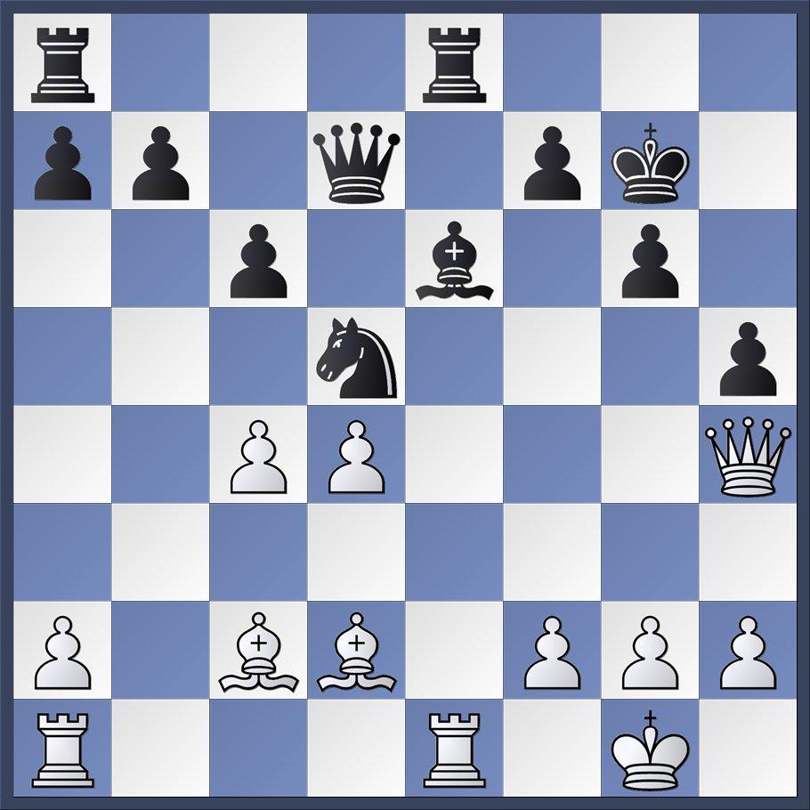 König-Josten (nach 20. c4)
