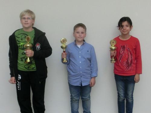 Schachvereinigung salzgitter e v doppelsieg f r werder for Pokale hannover